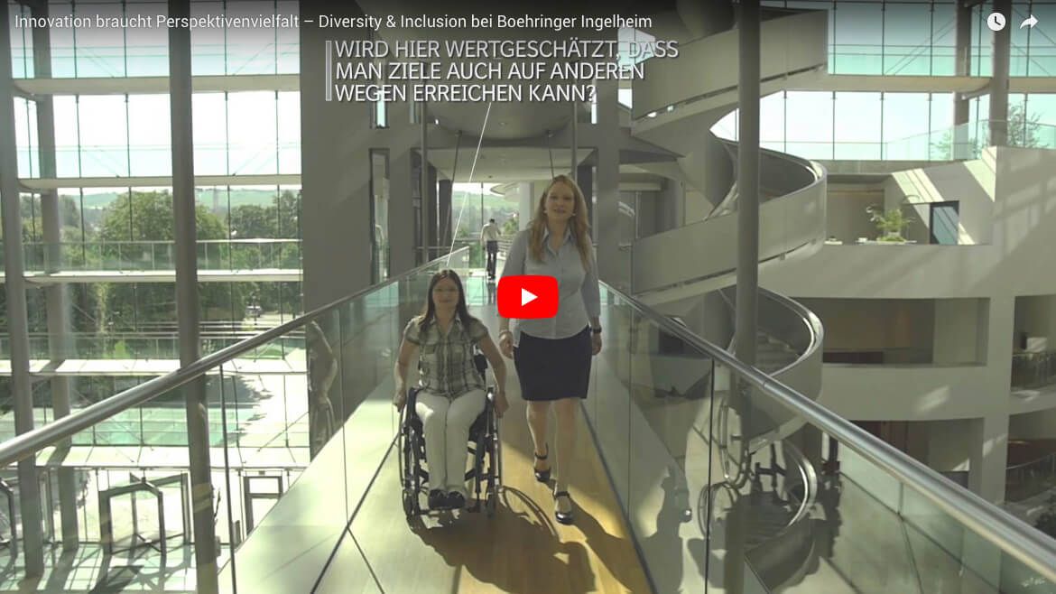 Boehringer Ingelheim Employer Branding Video