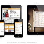 JobStairs mobile (iOS & Android)