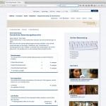 WDR Stellenmarkt - Login Bereich