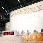 JobStairs Gemeinschaftsstand Absolventenkongress 2014
