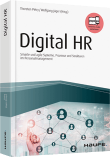 Buch-Tipp: Digital HR, Thorsten Petry, Wolfgang Jäger
