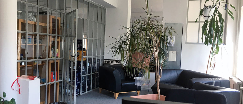 milch & zucker Hamburg Lounge