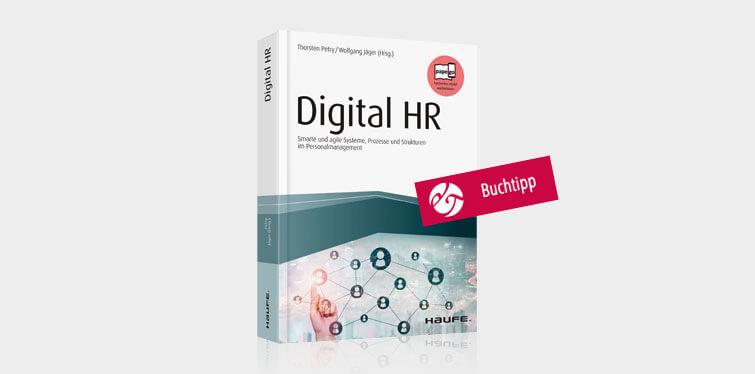 milch & zucker Buchtipp: Digital HR (Herausgegeben von Prof. Dr. Thorsten Petry und Prof. Dr. Wolfgang Jäger)