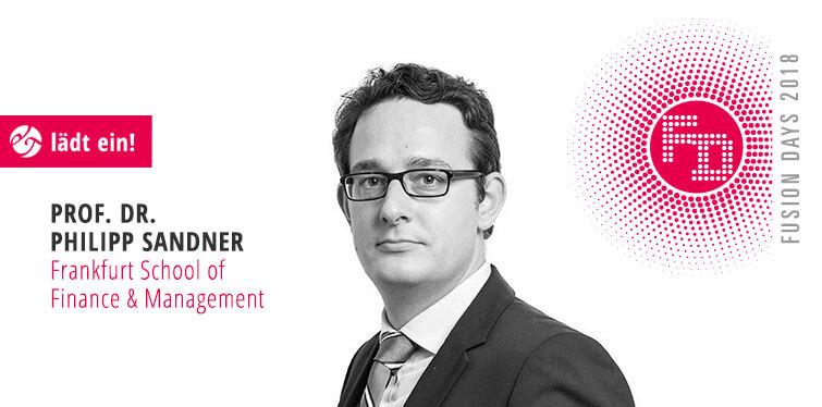 Prof. Dr. Philipp Sandner: Blockchain wird alles verändern