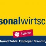 HR Round Table zum Thema Employer Branding 2019
