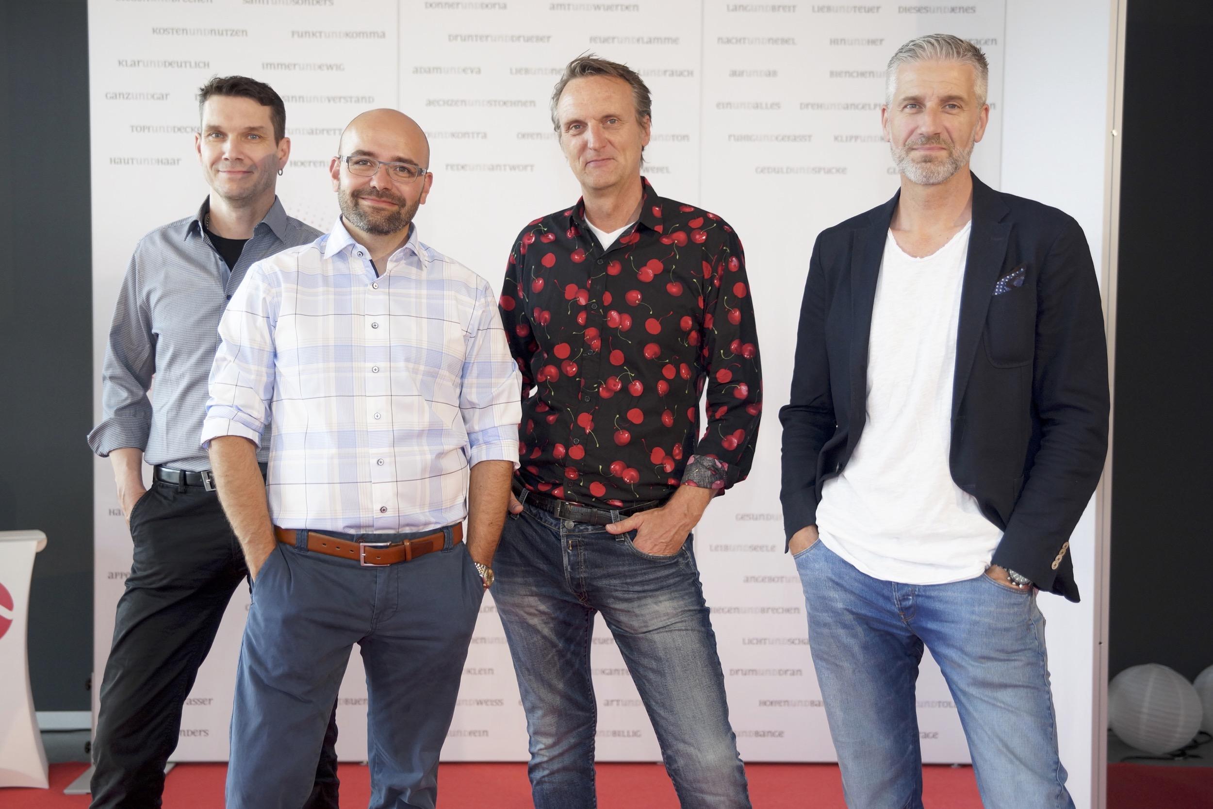 Gründer und COO von milch und zucker, Hersteller von Recruiting Software