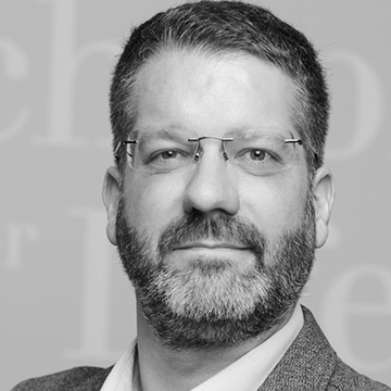 Roger Hermesdorf, Dräger, beim Recruiting Event HR-FusionDays 2020