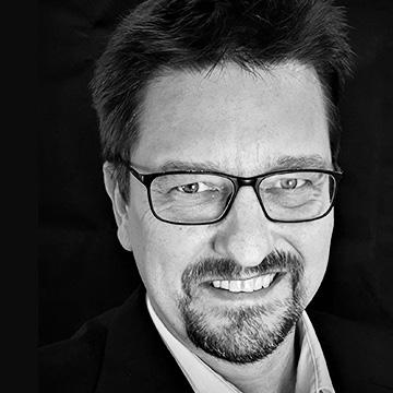 Thomas Czok, Bayerische Bereitschaftspolizei, beim Recruiting Event HR-Fusion Days 2020