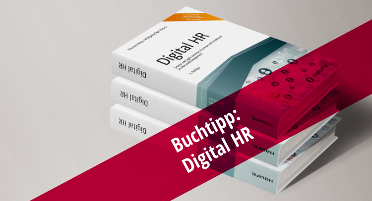 Buchtipp: Digital HR