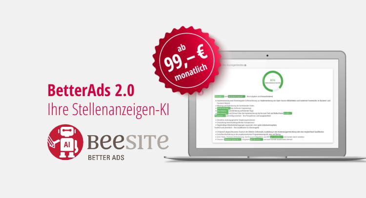 Better Ads 2.0 - Stellenanzeigen-Check mit KI